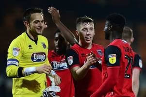 james mckeown on taking on more responsibility as grimsby town near end of the season