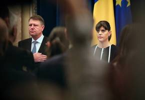romania files charges against former chief anti-corruption prosecutor