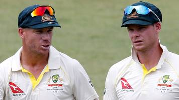 australia 'focused on harmony' as smith and warner return after ball-tampering ban