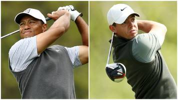 tiger woods to play rory mcilroy in wgc match play knockout round