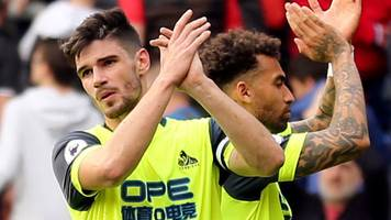 huddersfield relegated: terriers captain christopher schindler feeling 'empty'