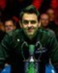 ronnie o'sullivan needs this to complete best ever snooker season