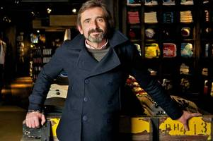 superdry co-founder julian dunkerton 'confident' he will be reappointed to board as two key shareholders back his return