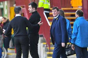 tommy wright rips into st johnstone players for 'believing their own hype'