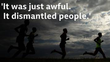 inspired by a prison escape bid - is this the toughest race in the world?