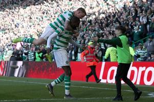 celtic player ratings as odsonne edouard shows class against rangers once again