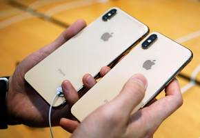 apple's next iphone could have a battery that's up to 25% bigger than the battery in the iphone xs, according to reliable analyst ming-chi kuo (aapl)