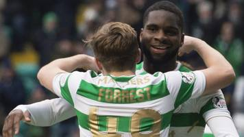 rob maclean's team of the week: kent, edouard, forrest and who else?