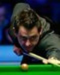 ronnie o'sullivan reveals the only man to 'out hustle him' on the snooker table