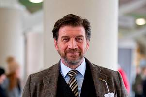 diy sos presenter nick knowles granted freedom of gloucestershire for these three amazing reasons