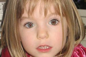 madeleine mccann 'chief suspect was never interviewed' by police - despite 'credible' theory