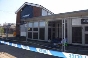 homeless man charged after violent incident outside mariners rest