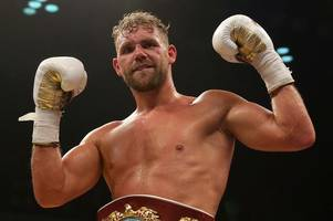 billy joe saunders to face grimsby town? he is if you believe this april fools prank