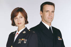 'jag' alum catherine bell to join david james elliott in 'ncis: los angeles' guest appearance