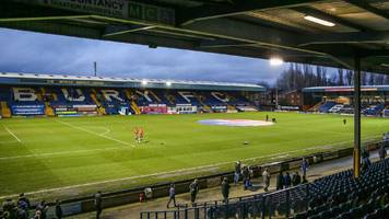 bury: league two club working to resolve 'unforeseen circumstances' over unpaid wages
