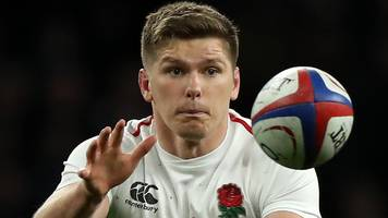 owen farrell: will carling says england captain needs 'support' from others