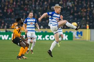 former hull city favourite paul mcshane ready for a kcom stadium return with reading