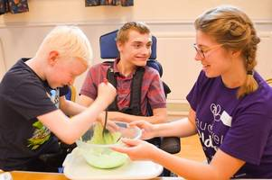 caudwell children secure funding to provide activity clubs for disabled in tamworth