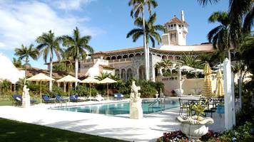 'asian female' with malware arrested at trump's mar-a-lago