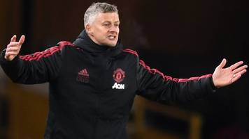'it's harder than it was' - man utd need five wins for top-four finish, says solskjaer