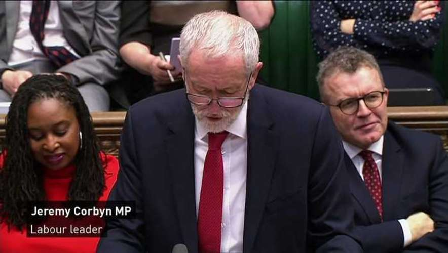 brexit: may and corbyn to work together on a solution