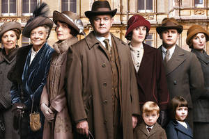 'downton abbey' gets a royal visitor in cinemacon trailer