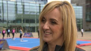 netball: england 'renowned for cracking' before commonwealth triumph, says tracey neville