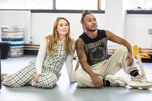 x-factor star marcus collins is coming to the everyman theatre in legendary rock musical