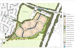 plans for 150 new homes are thrown out by inspector