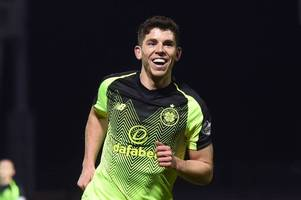 st mirren 0 celtic 2 as ryan christie sends hoops one step closer to title