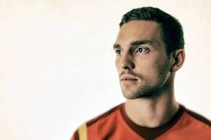 being george north, the wales rugby star people always expect more from