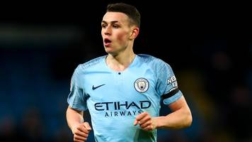 foden will be important for next decade - guardiola