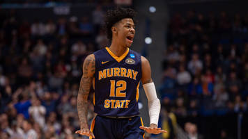 report: murray state guard ja morant to declare for nba draft after sophomore season