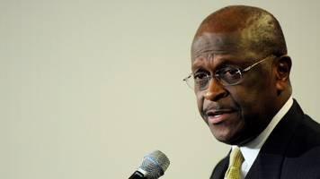 trump recommends herman cain for federal reserve seat