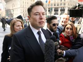 the sec revealed the punishment it wants elon musk to face if he violates the terms of their settlement in the future (tsla)