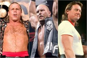 wwe, a&e tag team on 5 'biography' docs about wrestlers – including 'stone cold' steve austin