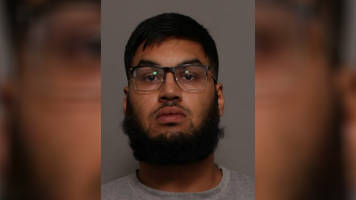 leicester man jailed for running over armed pc