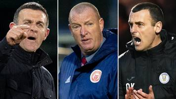 dundee, st mirren & hamilton academical - who will go down?