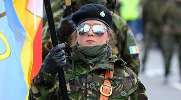 eilis o'hanlon: psni event in derry is cancelled because dissident republicans object... but instead of denunciation coming from the catholic church and the sdlp, there is only silence
