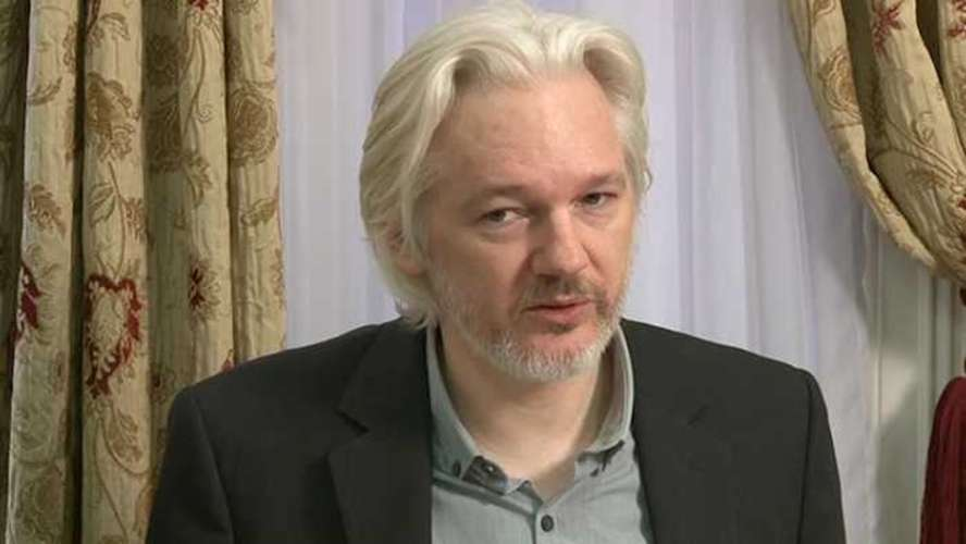 is julian assange about to be expelled from london's ecuadorian embassy?