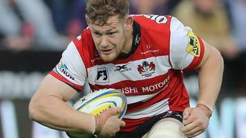 tom savage: gloucester forward to leave kingsholm to play in japan