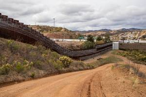 Motion To Block Trump's Border Wall Funding Filed By 20 States