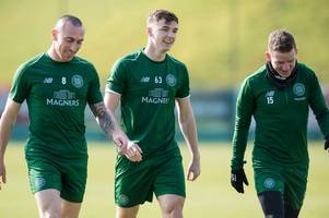 celtic squad revealed as kieran tierney returns for livingston clash