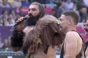 sebastian chabal at the hong kong sevens video: why fearsome former six nations star did this