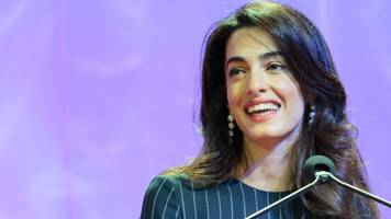 amal clooney takes uk foreign office role