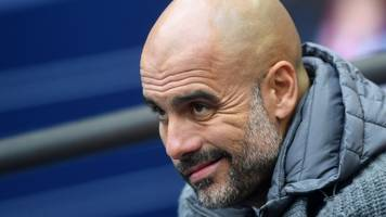 manchester city: pep guardiola says quadruple will be almost impossible