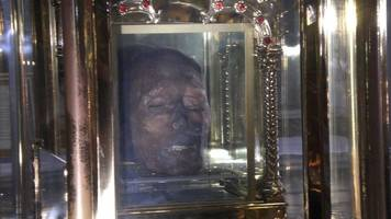 irish cult of relics a case of the head vs the heart