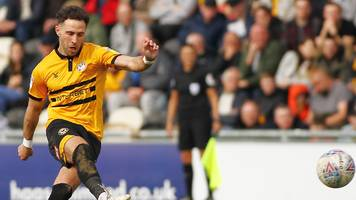 newport county 0-0 tranmere rovers