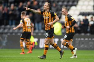 kamil grosicki goals enough to edge out fraizer campbell as starman - hull city ratings