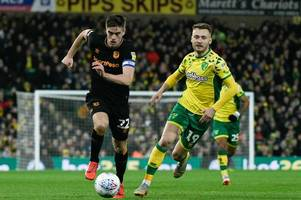 team news: markus henriksen returns to hull city midfield in must-win clash with reading